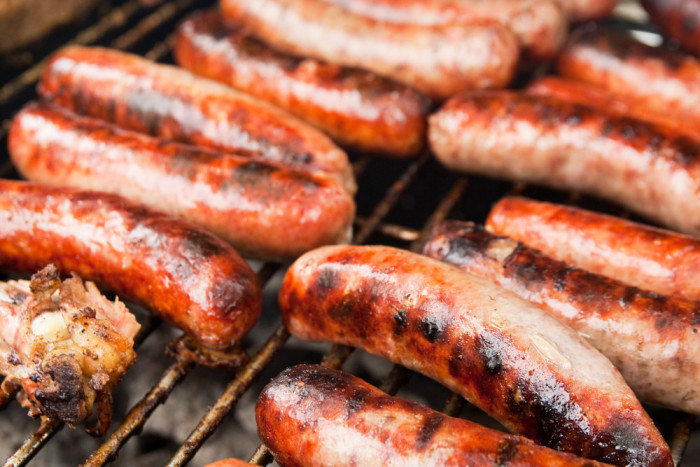 2) A man in Austin stole sausages from a business, then fell asleep in the back office.
