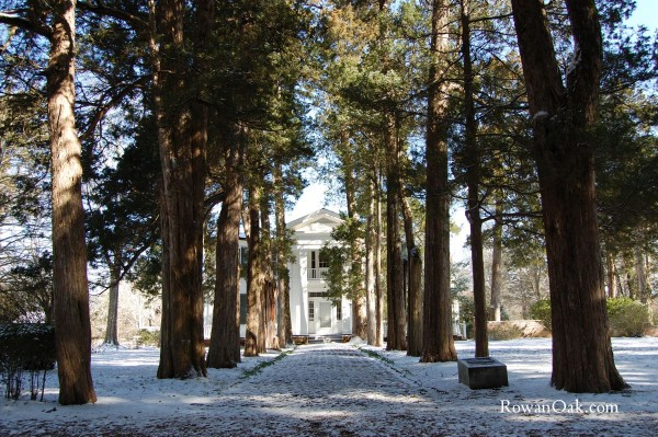 4. Only in Mississippi will you have the opportunity to tour the home of William Faulkner. Located in Oxford, Rowan Oak is open year round.