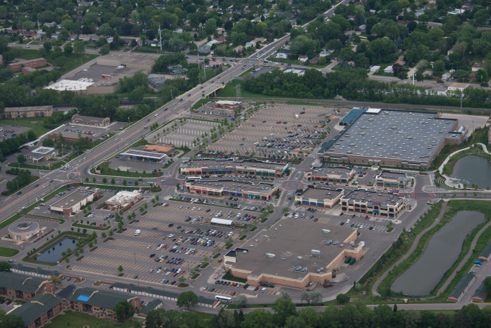 Now - Modern Minnesota shopping looks a little more like this.