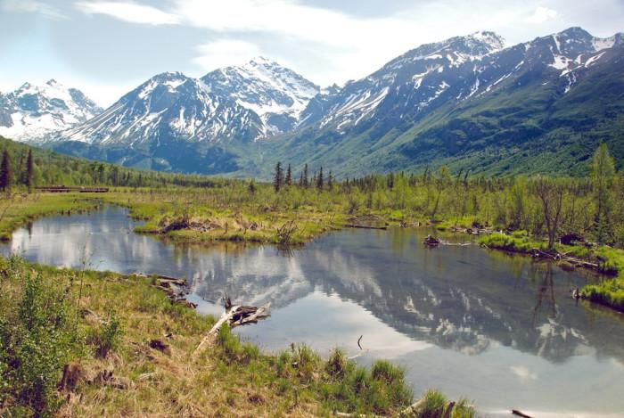4) Eagle River Nature Center