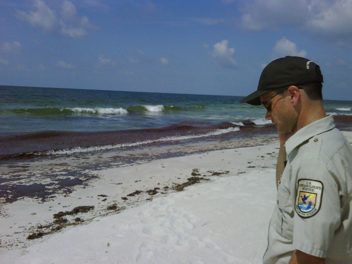 5.) The day of the Deepwater Horizon oil spill, aka BP oil disaster, on April 20, 2010, which lasted nearly three months.