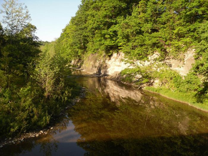4) Conneaut Creek