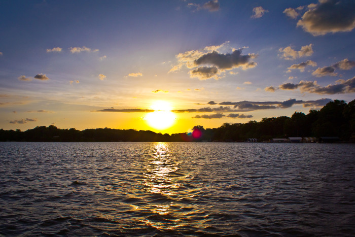 12. Lake Minnetonka is another metro classic and offers phenomenal views, fishing and a touch of glamour at all its lakeside restaurants and towns.