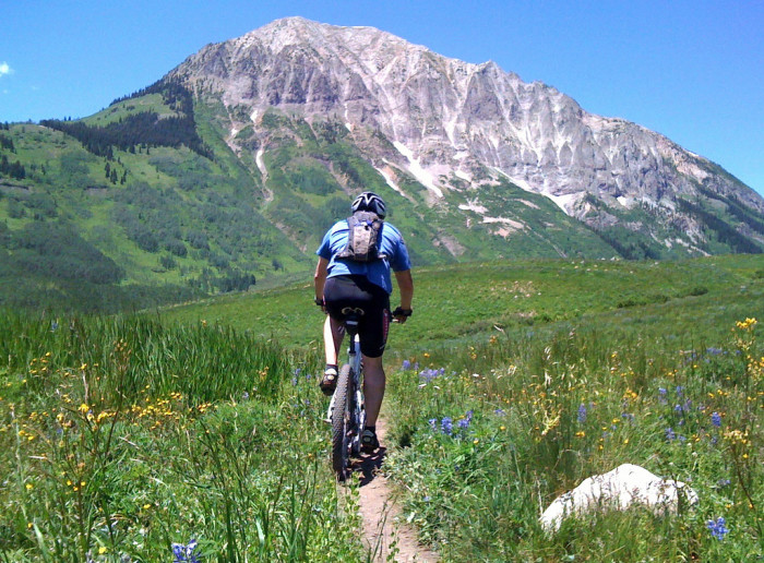 4.) White Rock Mountain