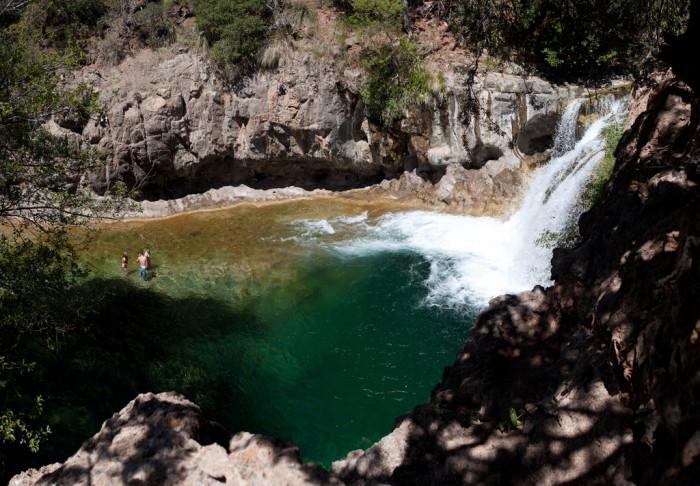 3. Fossil Creek