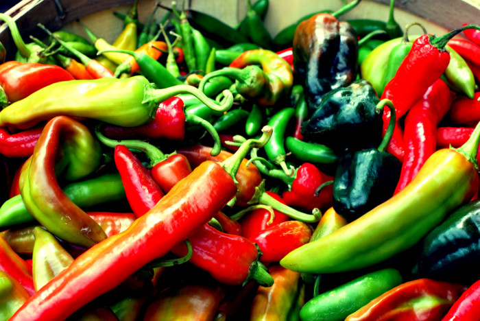 8. Roasted Chile Festival, Tucson (September)