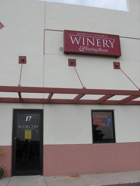 9.) BookCliff Vineyards (Boulder)