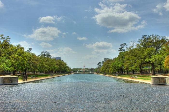 3) Hermann Park (Houston)