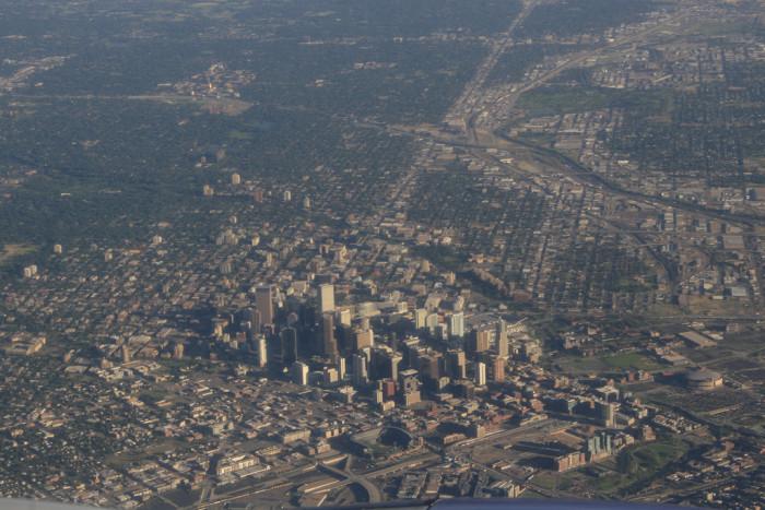 7.) Denver