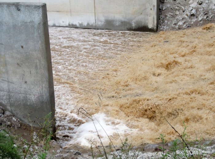 22. Look out for flash floods!