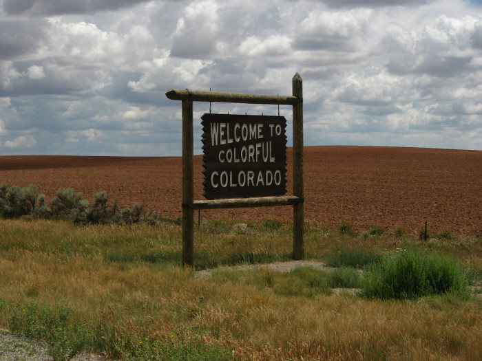 3.) Speaking of Coloradoan, you totally belong here if you use that term to describe a resident.