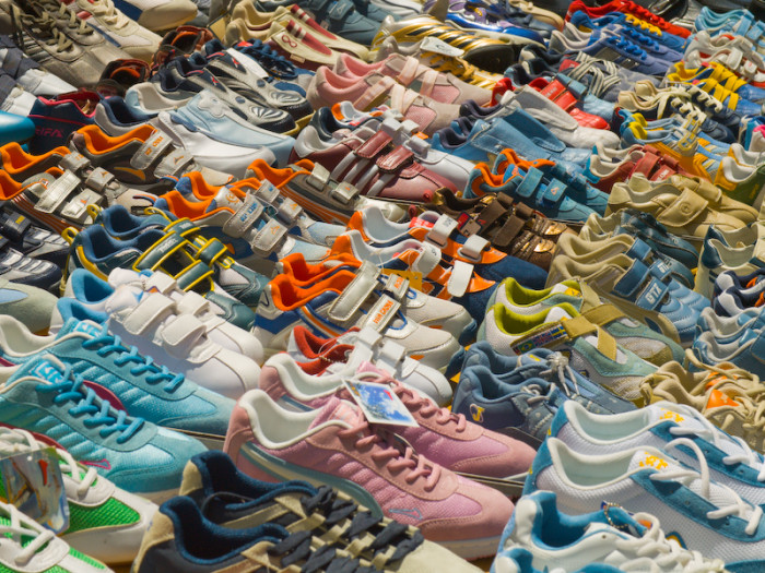 4. A Thousand Shoes