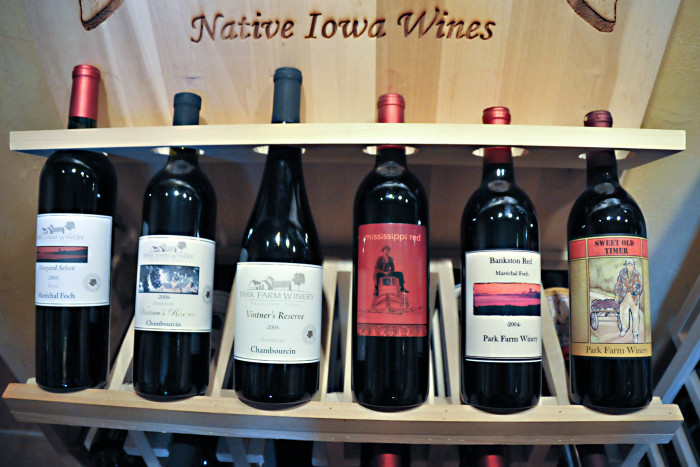 4. Park Farm Winery, Durango