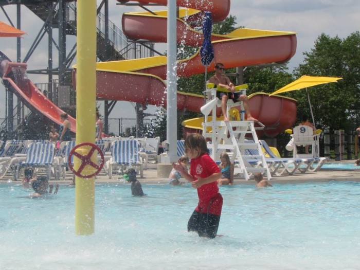 4. Prairie Ridges Aquatic Center