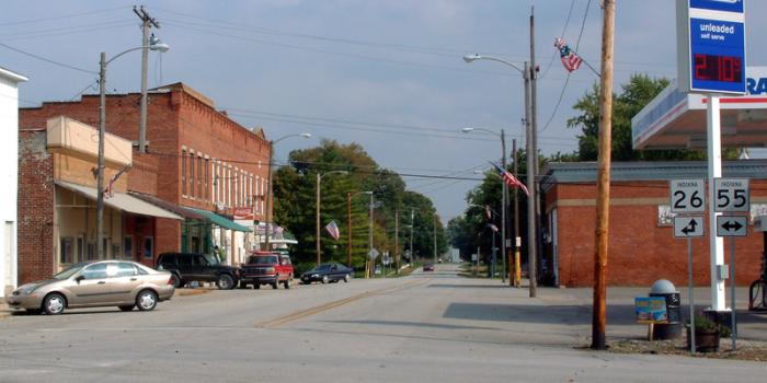 5. Pine Village