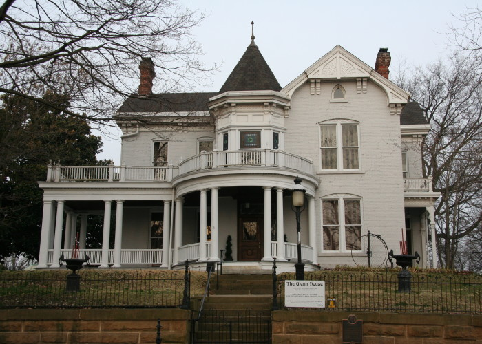 5. The Glenn House, Cape Girardeau