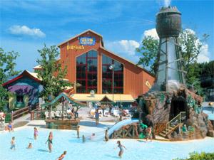 7. Grand Country Waterpark Resort, Branson