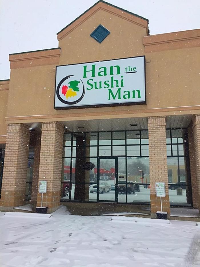 5. Han the Sushi Man, Joplin