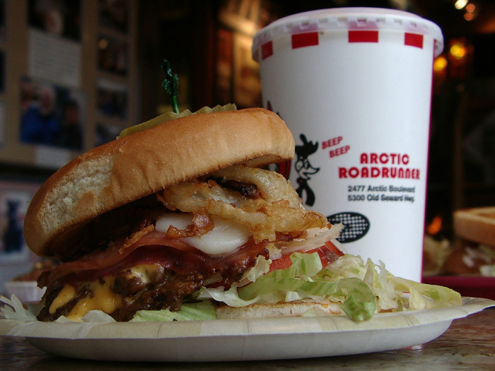 These 7 Burger Joints In Alaska Will Rock Your Taste Buds
