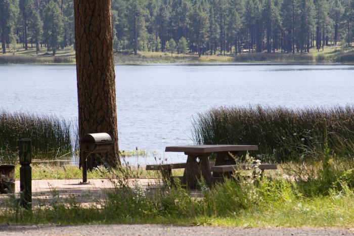 9. White Horse Lake