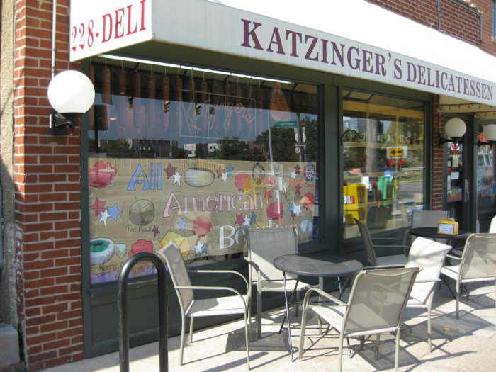 10) Katzinger's Deli (German Village)