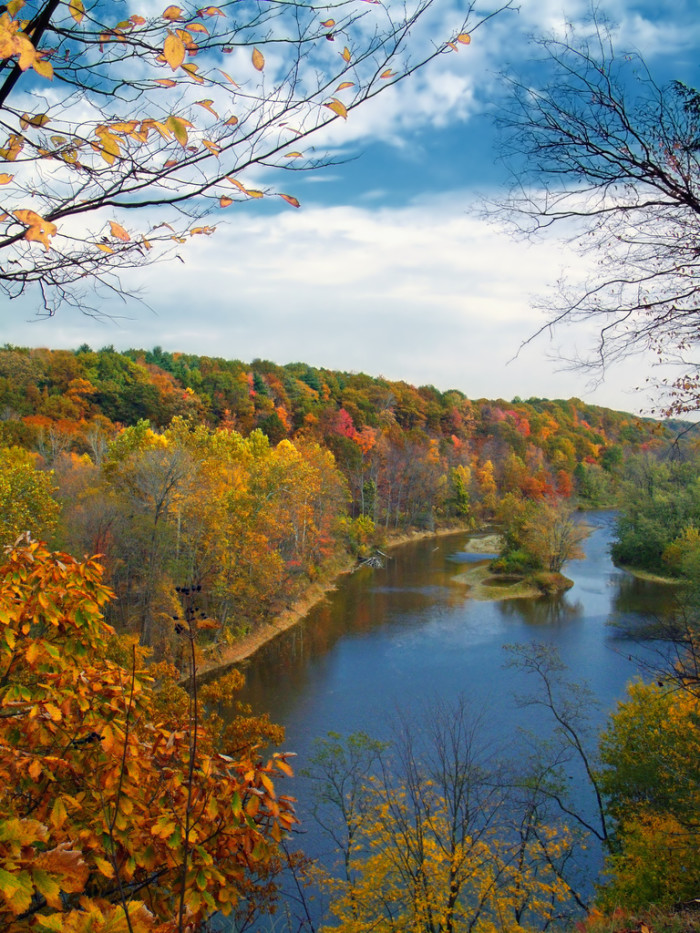 2) Appalachian Mountains