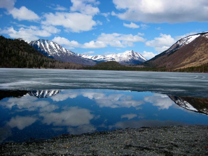 5) Hidden Lake Campground
