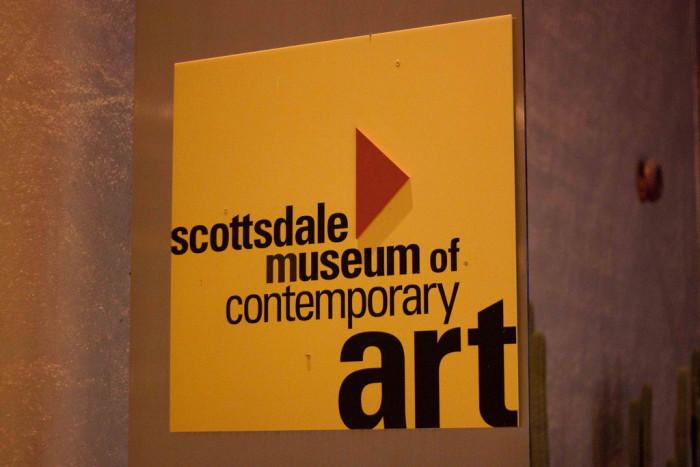 10. Scottsdale Museum of Contemporary Art, Scottsdale