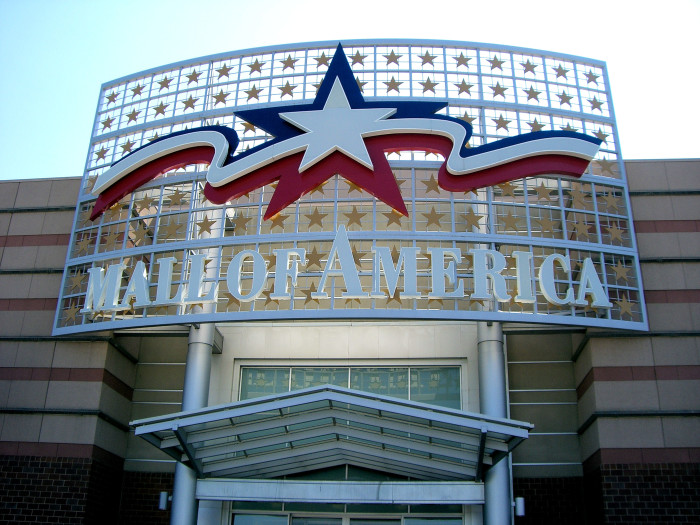 11. Mall of America is actually the worst place to shop. Avoid it like the plague during the holidays.