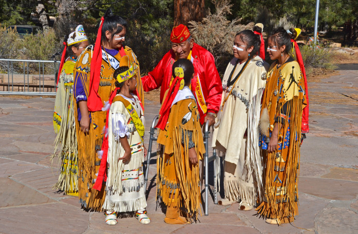 9. Arizona is home to 21 federally recognized Indian tribes and 28% of the state is reservation land.
