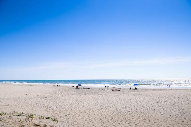 2. Ocracoke Beach