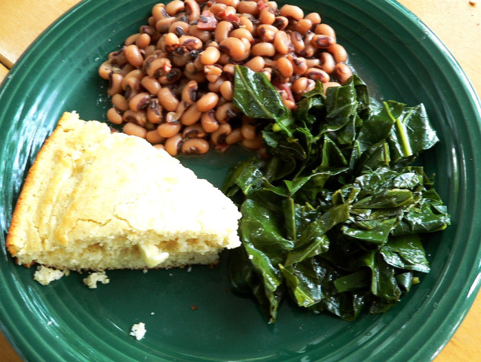 12) Southern Food