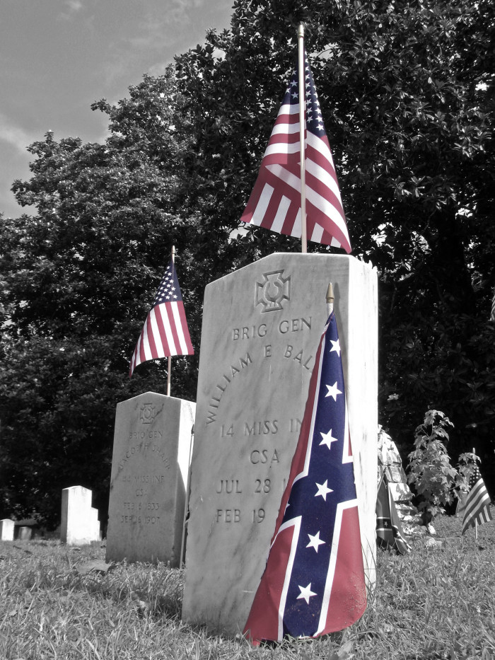 5. Patriotism is a trait that every state should possess, but before moving to Mississippi you need to understand the magnitude of the state's love for the country and the men and women who defend it. The state celebrates troops of both the past and present and was actually the innovator of Memorial Day.