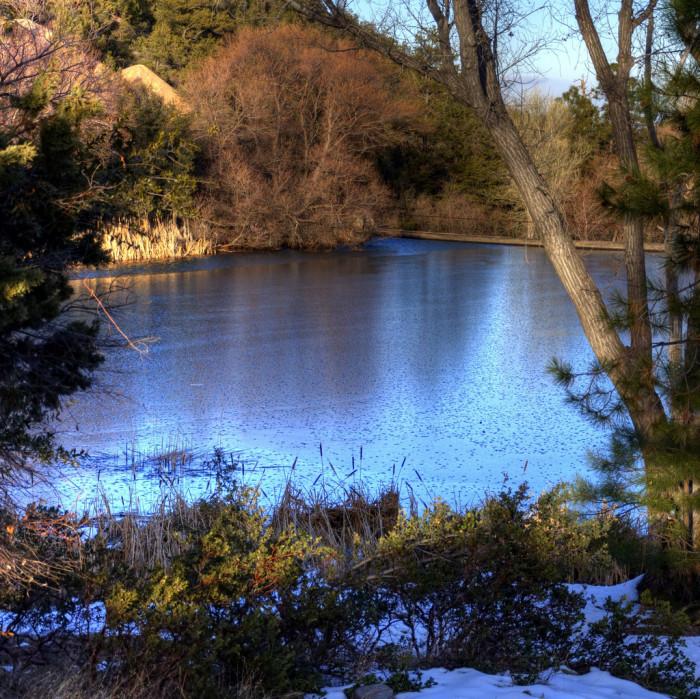 3. Granite Basin Lake