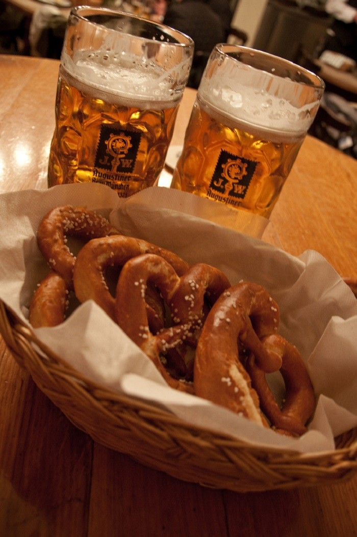 3. Beer and pretzels can't be served together in any North Dakota bar or restaurant.