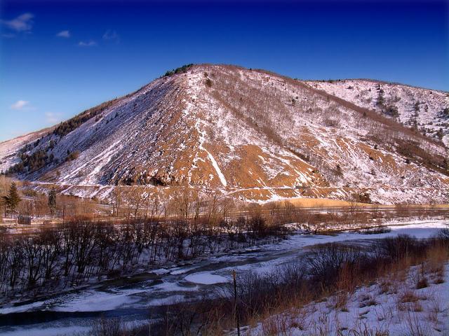 6. Blue Mountain