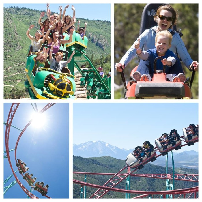 3.) Glenwood Caverns Adventure Park (Glenwood Springs)
