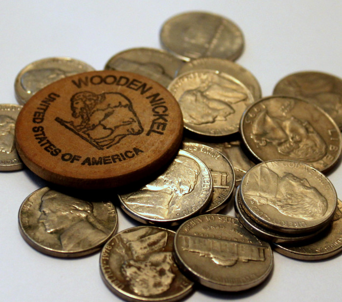 "11) That phrase you might have heard your grandparents use, ""Don't take any wooden nickels,"" actually comes from Bend. The wooden nickels were created during the depression era."