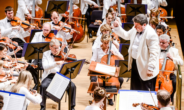 1. Head to the Sommerfest concert series with dining, drinks and some FREE music with the Minnesota Orchestra through the entire month of July.