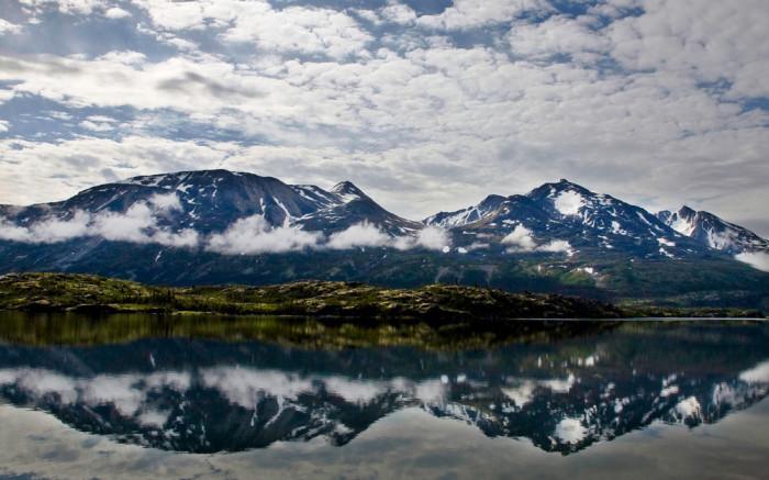 4) Mirror Lake