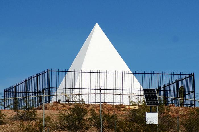 6. Hunt's Tomb
