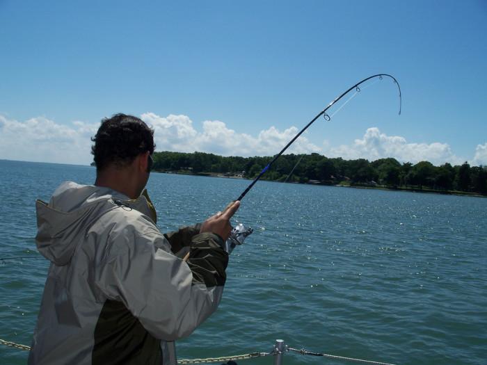 fishing spots ohio lake erie oh amazing grant sea onlyinyourstate
