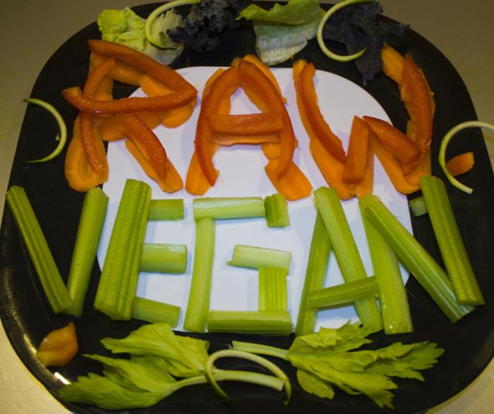 6.) Veganism is life