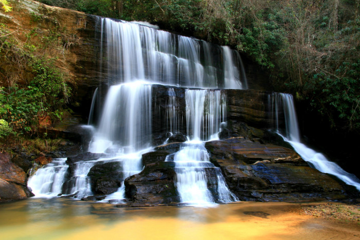 9. Best hiking spots to see the beautiful fall foliage in the Upstate.