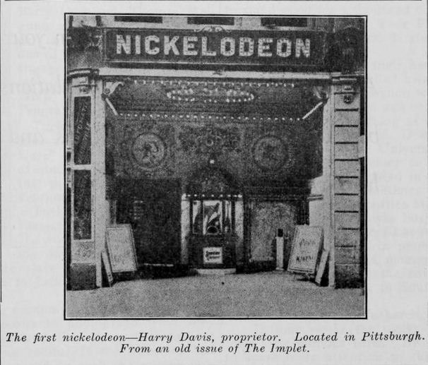 1. The first public movie theater in the country opened in Pittsburgh in 1905.