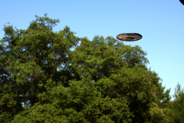 2. UFO abduction at Turkey Springs, 1975