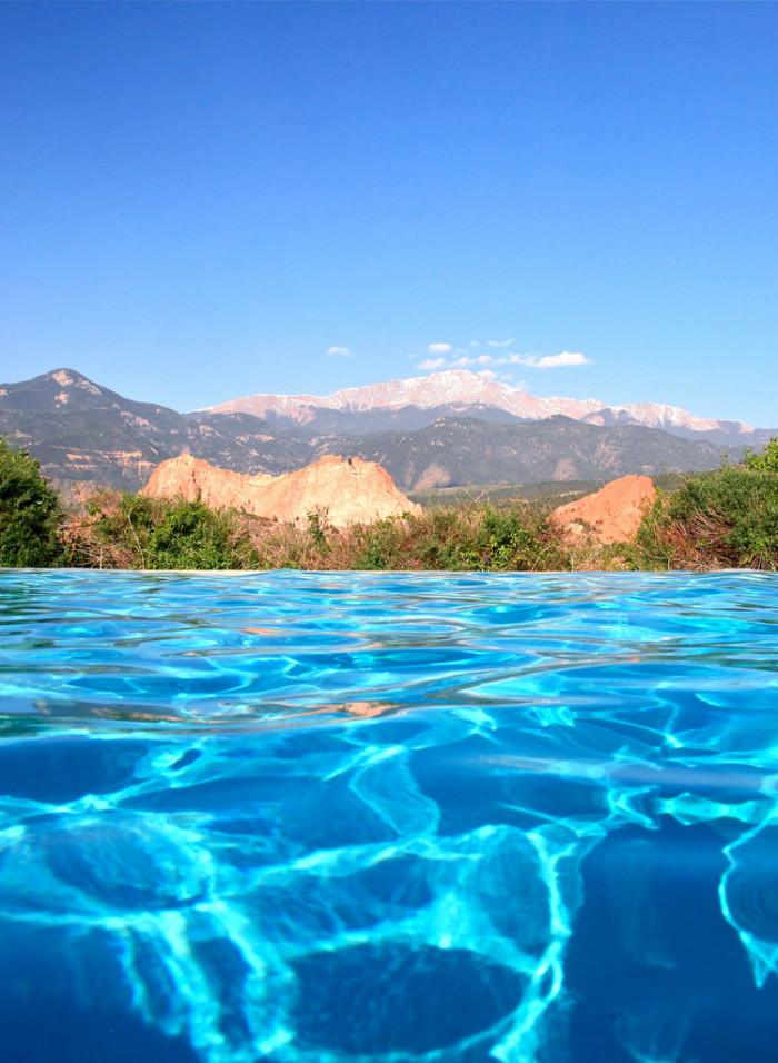 11.) Peaceful Pikes Peak