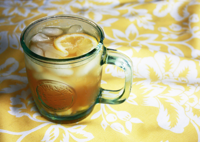 5. Iced tea may be the perfect beverage.