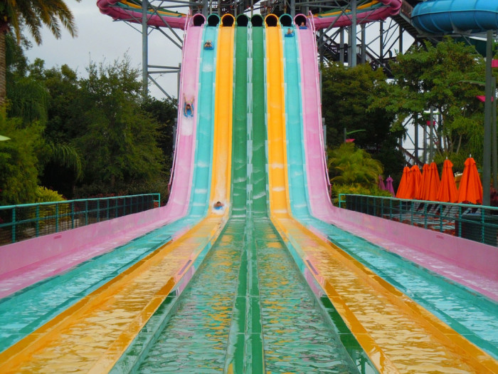 6. Try One Of Our Awesome Waterparks