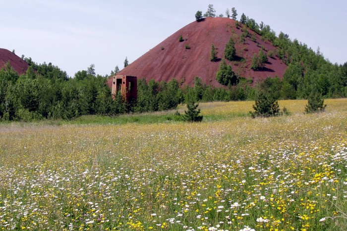 2. What's left of taconite mining on the Mesabi Iron Range is dazzling!
